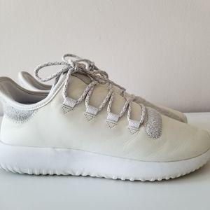 Adidas Tubular Shadow CRYSTAL WHITE Size 10